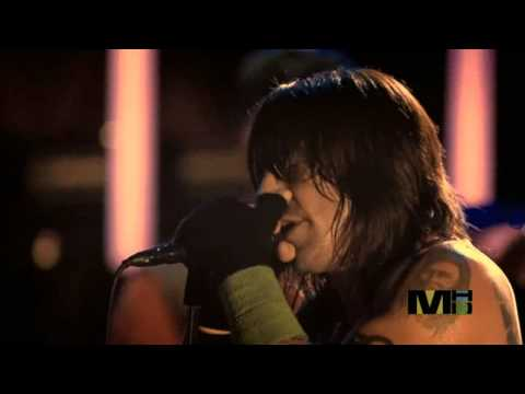 Red Hot Chili Peppers - Dani California Live