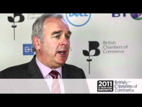 BCC Annual Conference 2011: A Year for Growth - Interview with Mike Wright, Jaguar Land Rover