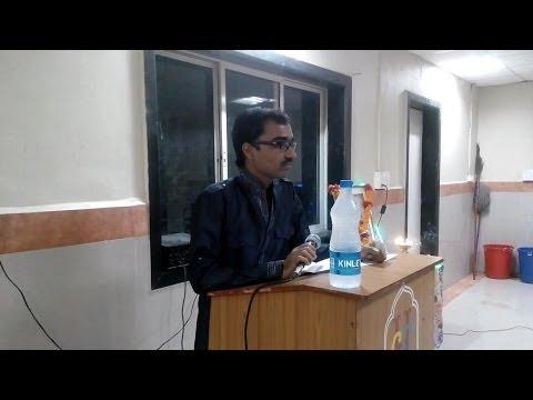 Lecture on Shivaji Maharaj -Abhijeet Bhalerao part 1