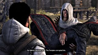 Assassin's Creed Revelations - Altair vs Assassin's (Altair's Life After AC1) PS4 Pro
