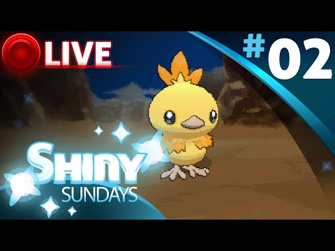 Pokemon X & Y: Shiny Pokemon Hunting LIVE #2 (GIVEAWAY)