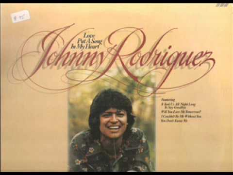 Johnny Rodriguez - Drinkin Mans Blues