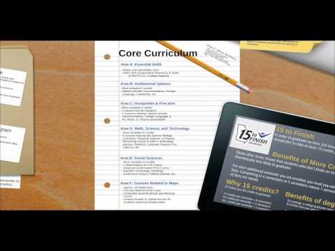 Core Curriculum for Darton State College