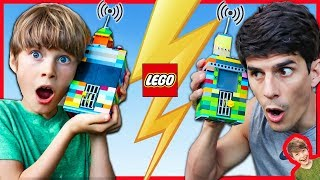 Lego SPY GADGETS that REALLY WORK!