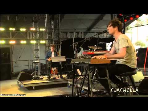 James Blake Coachella Retrograde 2013