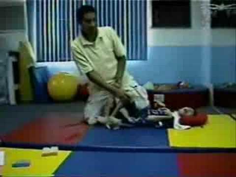 'Terapia Física Para Niños Con Espasticidad'
