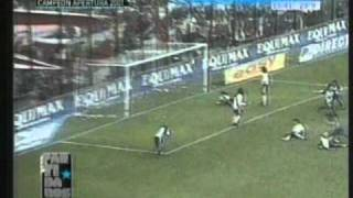 Racing 1 River 1 Apertura 2001 (Relato Mariano Closs German Sosa y Victor Hugo)