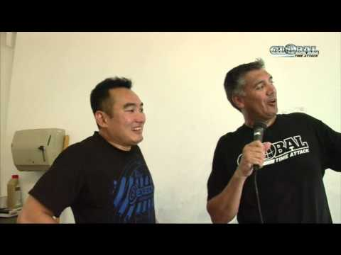 GTA 1 Buttonwillow 2012 Andrie Hartanto Interview