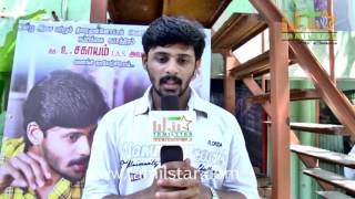 Ashwin Kumar At  Inaya Thalaimurai Team Interview