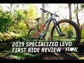 Specialized Levo 2019 First Ride Impressions Flow Mountain Bike mp3