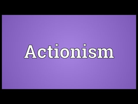 Header of Actionism