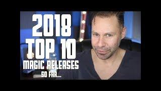Top 10 magic tricks 2018