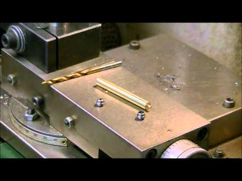 Crosman canadian 1377C transfer port mod.wmv