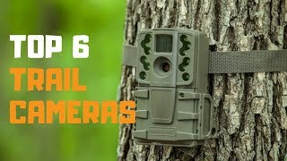Best Trail Cameras in 2019 - Top 6 Trail Cameras Review
