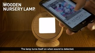 O`CLESS with LG Chem OLED light .