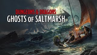 Ghosts of Saltmarsh Interview with D&D's Kate Welch | D&D Beyond
