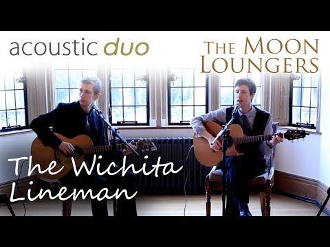 The Moon Loungers - The Wichita Lineman