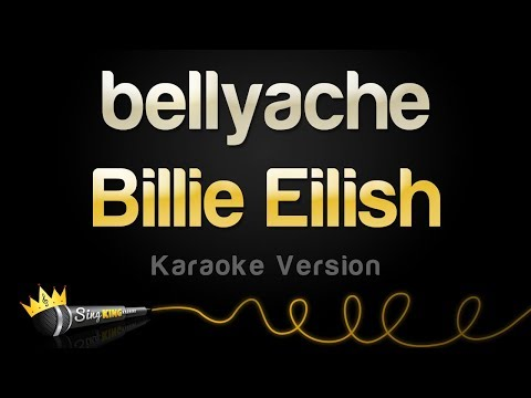 Download Billie Eilish  bellyache Karaoke Version