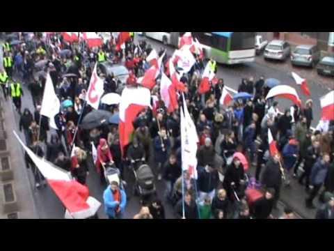 V Szczeciński Marsz Niepodległości