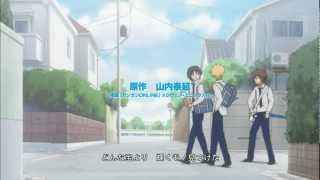 Daily lives of highschool boys [Opening]