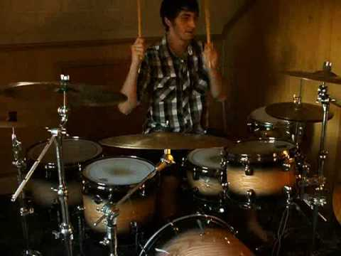 A Day To Remember - I'm Made Of Wax, Larry, What Are You Made Of drum cover Music Videos