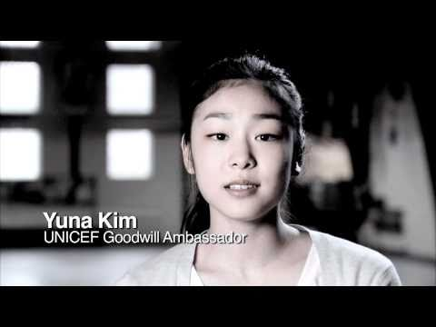 UNICEF Goodwill Ambassador Yuna Kim: A champion for youth and development