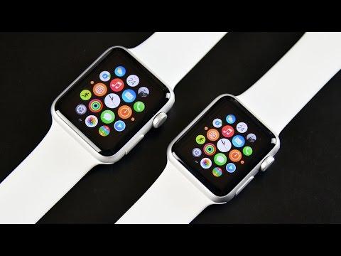 Apple Watch Sport (38mm & 42mm): Unboxing & Demo