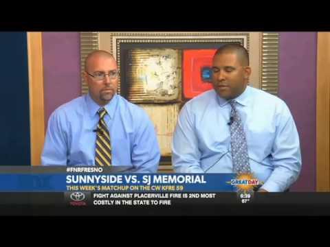 Friday Night Rivals Preview Sunnyside VS Joaquin Memorial