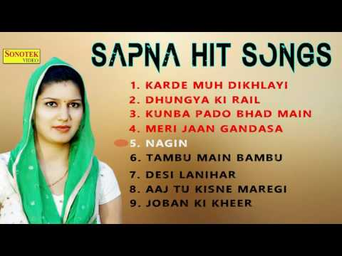 Sapna Super Hits Song || Sapan Chaudhary, VR Bros. || Haryanvi New Song Audio Juke Box