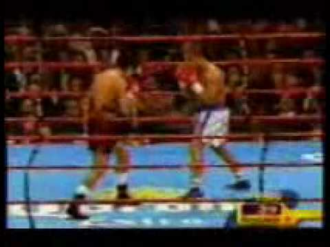 Oscar de la Hoya highlight video by RSR Video