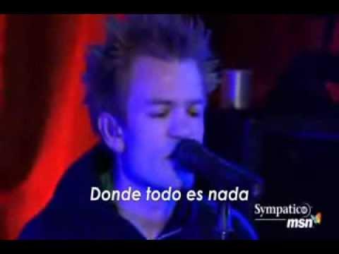 Sum 41 - Spanish Lulliby