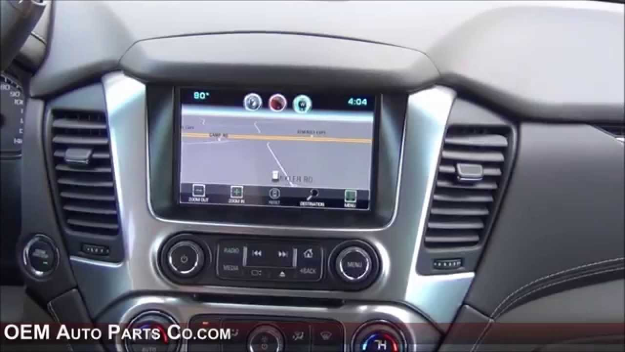 Gps upgrade for 2015 tahoe autos post