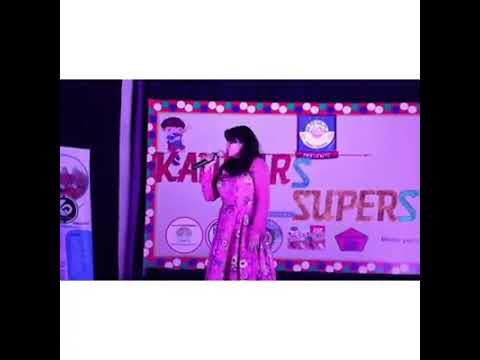 Performance of Arushi Trivedi in kanpur's superstar 2018