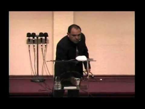PREDICA ACERCA DE LA GRAN TRIBULACION - PASTOR JOSE MANUEL BARRIENTOS