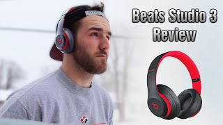 Best Headphones for Athletes - Beats Studio3 by Dr. Dre
