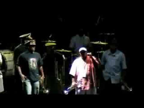 UCC Royal Brass Band & The Dirty Dozen Brass Band Part 1