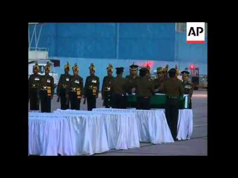 Six bodies returned to New Delhi day after Taliban attack in Kabul