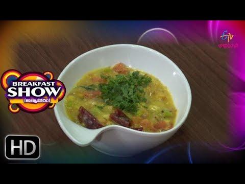 Poori Pachadi | Breakfast Show | 1st November 2018 | ETV Abhiruchi