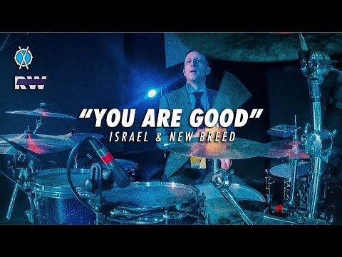 You Are Good Drum Cover // Israel & New Breed // Daniel Bernard thumbnail