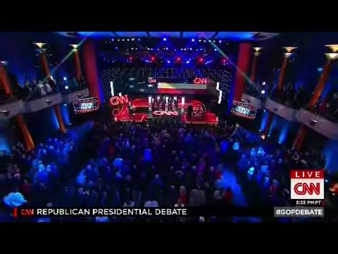 Tenth Republican Primary Debate - February 25 2016 on CNN
