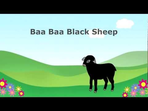 Misc Children - Baa Baa Black Sheep