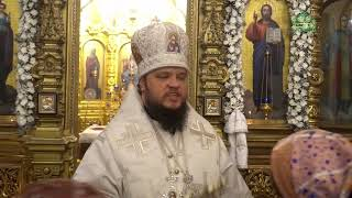 В Борисоглебской епархии также отметили праздник Рождества Господа нашего Иисуса Христа.
