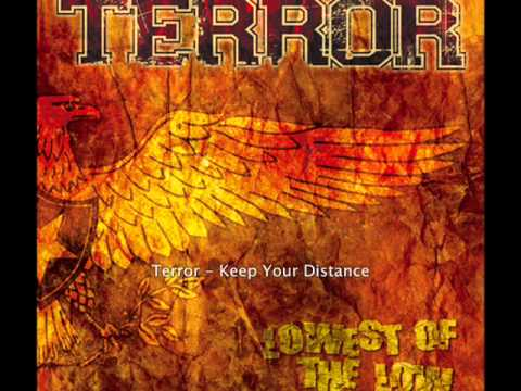Terror - Keep Your Distance