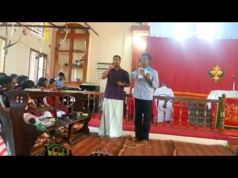 Nin Danam Njan Anubhavichu (st.john's Mtc) video