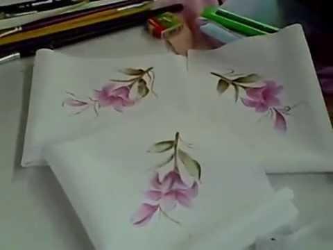 Pintura para tela youtube - Pinturas para pintar tela ...