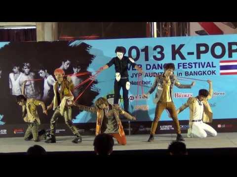 130907 Helious cover SHINee - Sherlock + Why So Serious? @2013 K-POP COVER DANCE FESTIVAL
