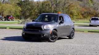 Regular Car Reviews: 2012 Mini Countryman Cooper S