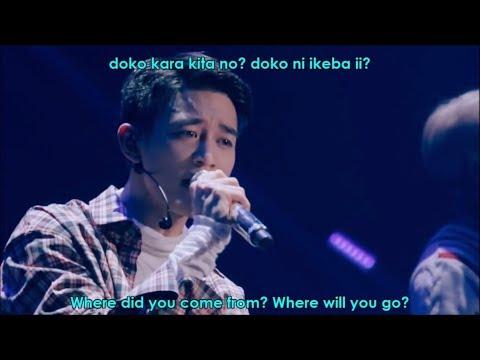 SHINee - I'm With You LIVE [ENGSUB]