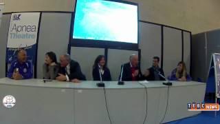 Presentazione Campionati Mondiali CMAS di immersione in Apnea 2015
