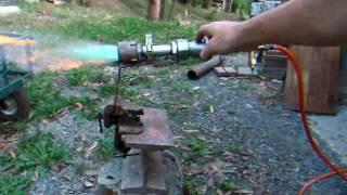 Бензовоздушная горелка своими руками